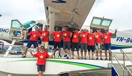 Hai Au Aviation celebrates its 2nd Anniversary
