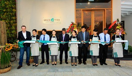 "TMGH launches first ""Spice Viet"" restaurant in Hue"