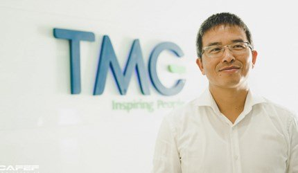 The secret to recruiting Talent of Tran Trong Kien – CEO of Thien Minh Group (TMG): it's not the highest salaries but the best working environment.
