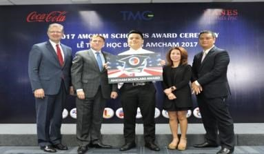 Thien Minh Group and the Amcham Scholars Program