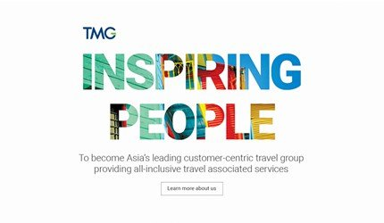 Thien Minh Group has officially launched new look of TMGroup.vn