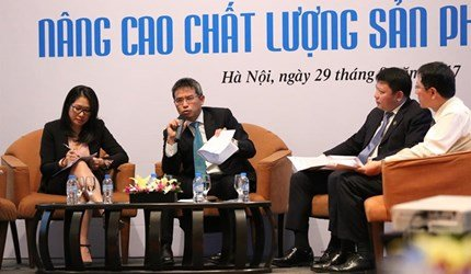 """Workshop on the quality and professionalism of tourism products: Vietnamese tourism seeks ways to """"take off"""""""