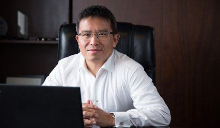 Tran Trong Kien, CEO of Thien Minh Group, has become a member of the Private Sector Development Research Board.