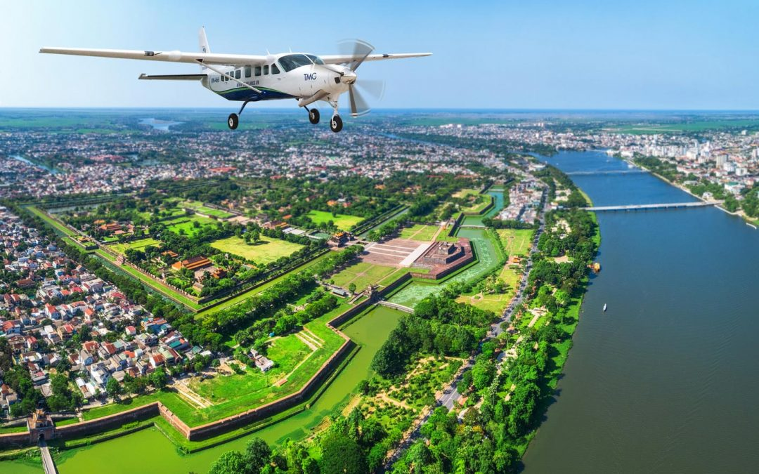 Hue – Da Nang seaplane flights to be launched on 25 April