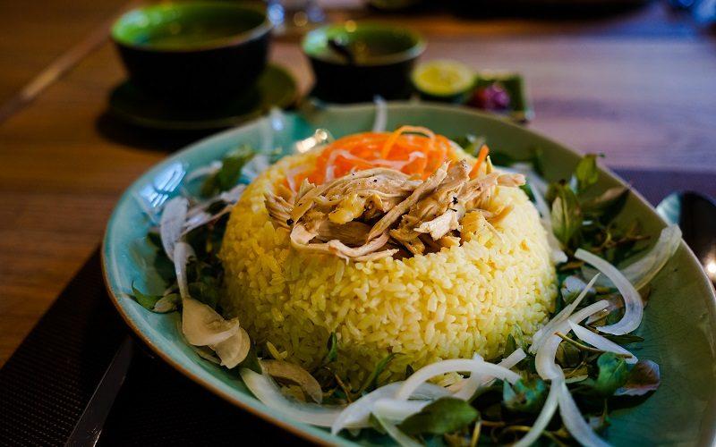 Hoi-An-Spice-Viet-Restaurant-Chicken-Rice-Image-by-James-Pham-1